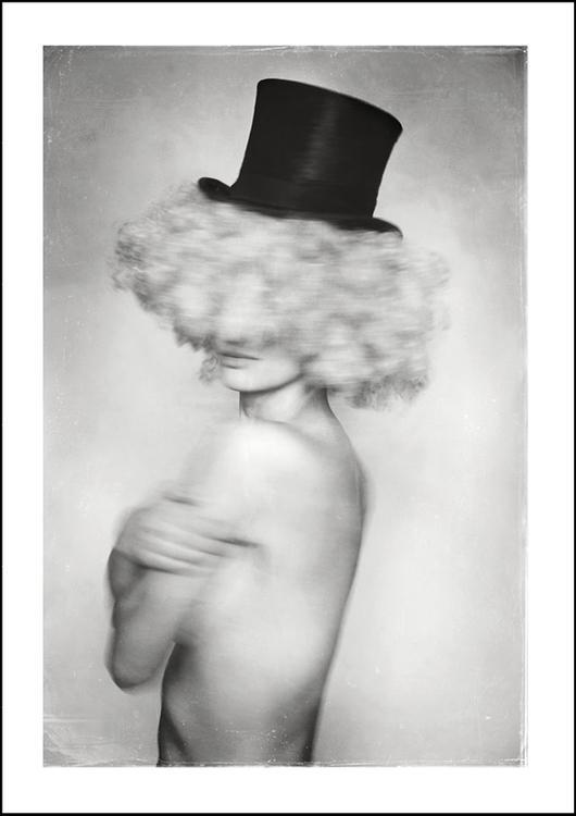 Clown, art print 21x30 cm