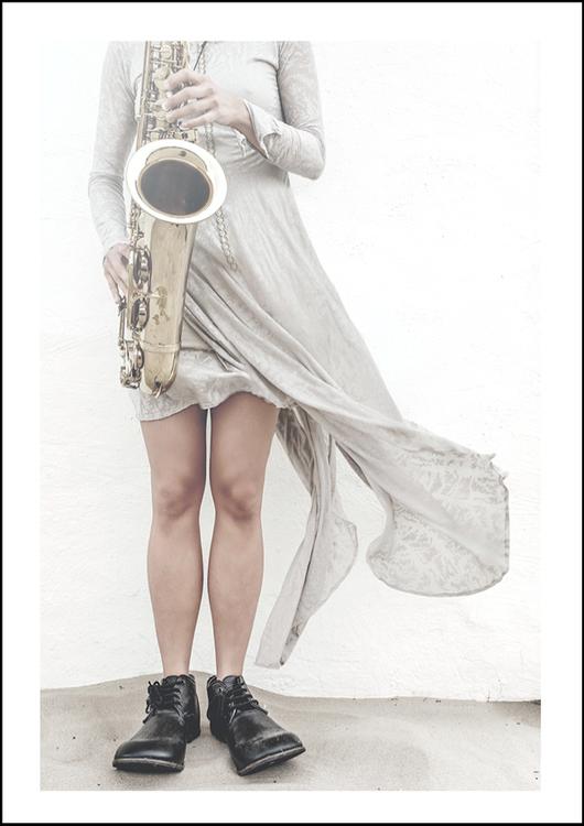 MUSIC - Art print 21x30 cm