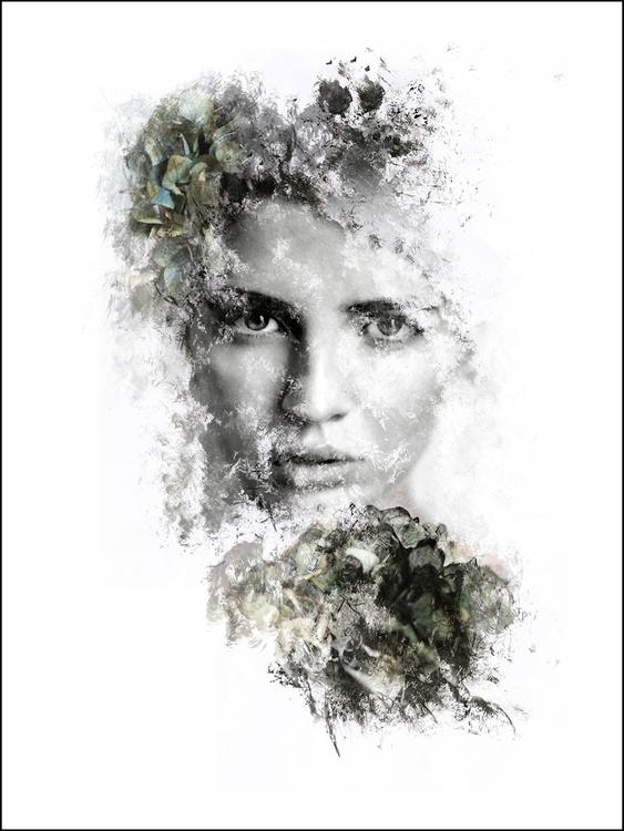 Alba - Art print 30x40 cm