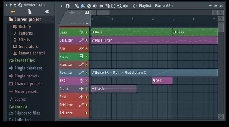 ImageLine FL Studio v20+ Signature bundle