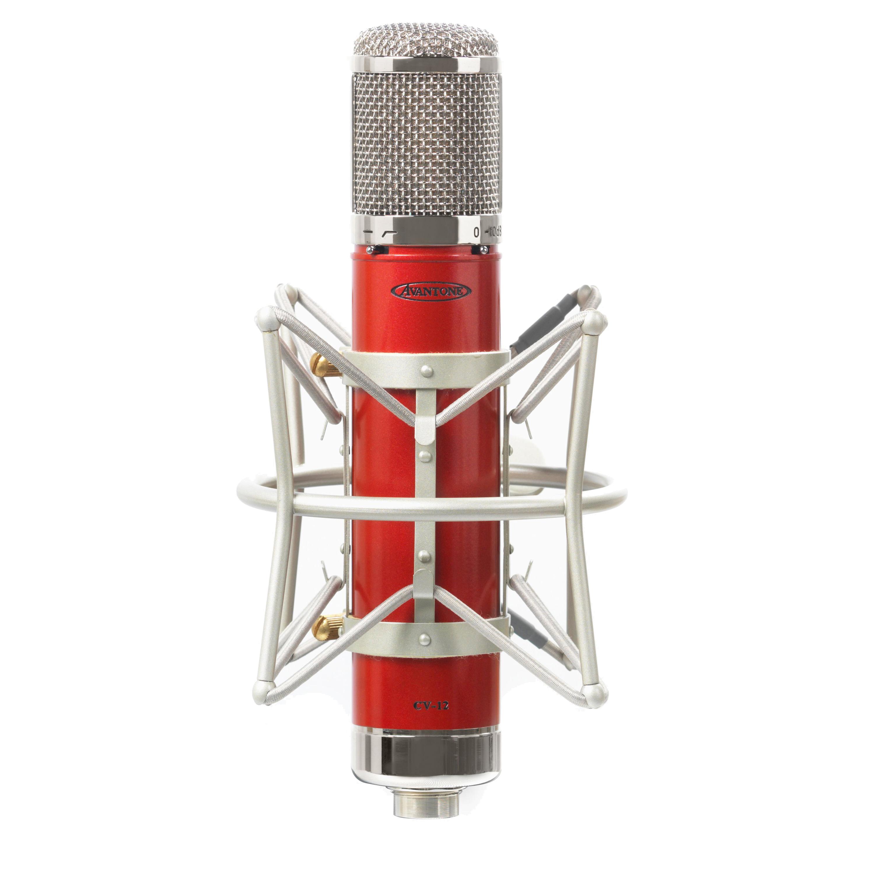 Avantone CV-12 rörbestyckad kondensatormikrofon