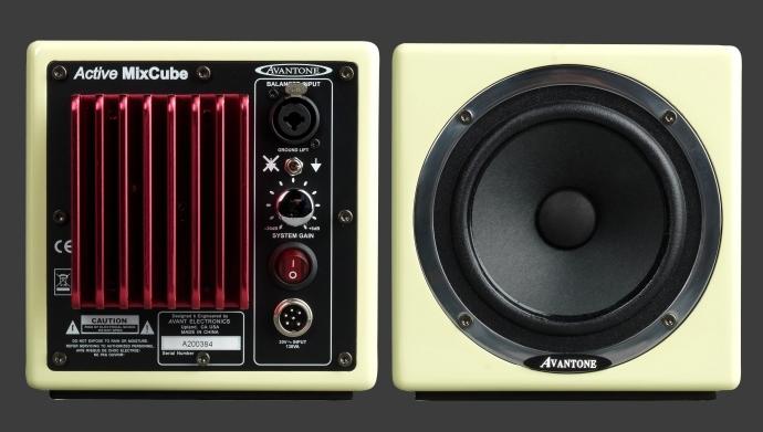 Avantone Pro MixCubes Active