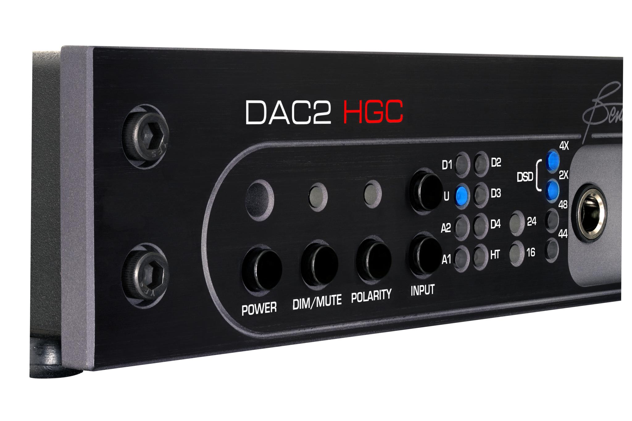 Benchmark DAC2 HGC