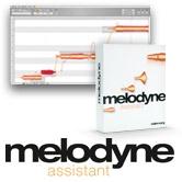 Celemony Melodyne Assistant -> Editor