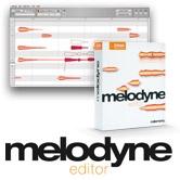 Celemony Melodyne Essential -> Editor
