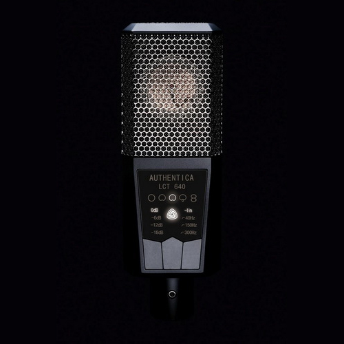 Lewitt LCT640 stormembran kondensatormikrofon