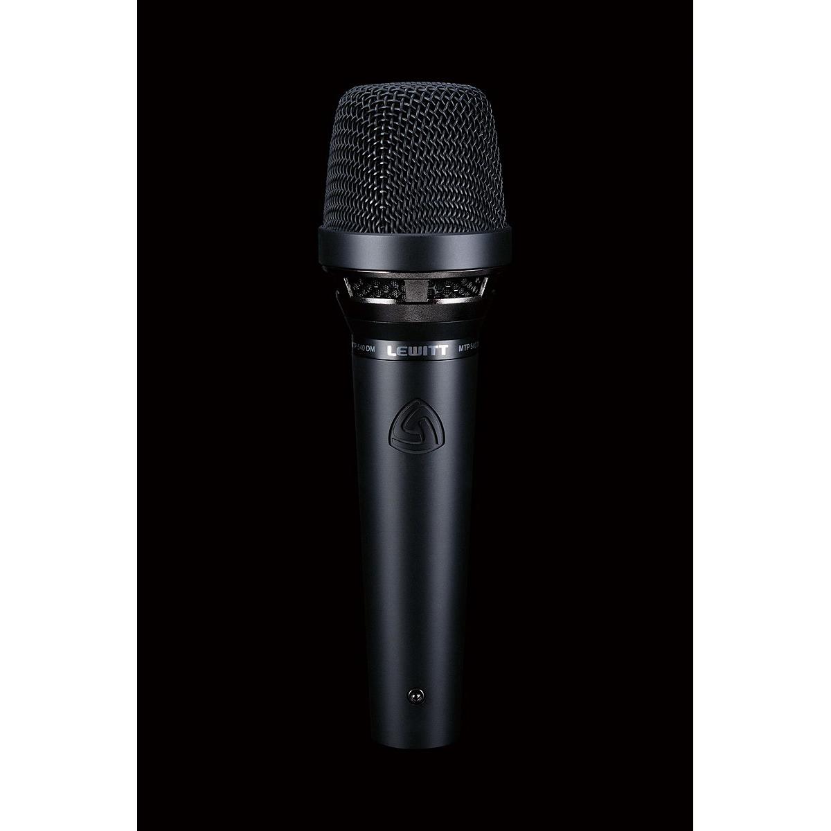 Lewitt MTP 540 DM dynamisk handhållen mikrofon