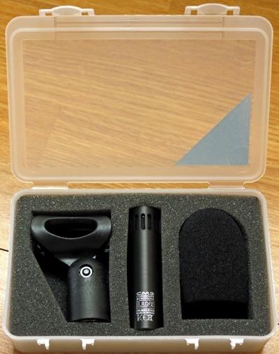 Line Audio Design CM3 småmembran kondensatormikrofon