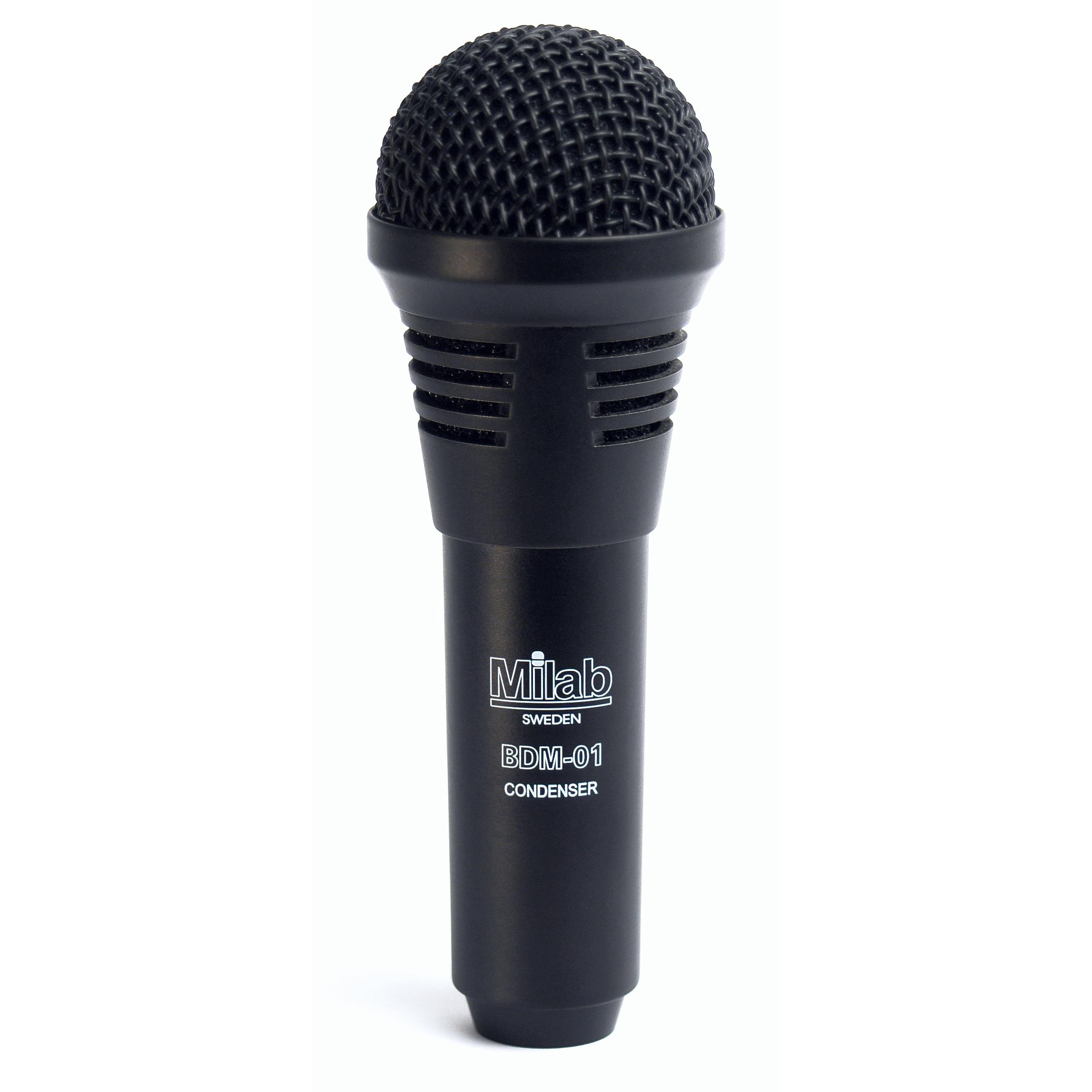 Milab BDM-01 kondensatormikrofon för bastrumma