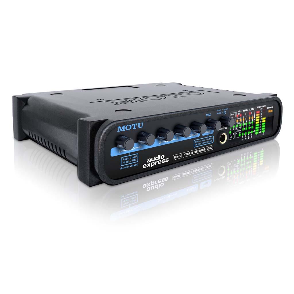 MOTU Audio Express