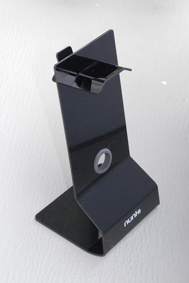 NUNKI Hörlursställ bordsställ - Headphone stand