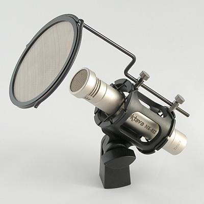 Oktava SMP-012 shockmount och puffskydd till MK012