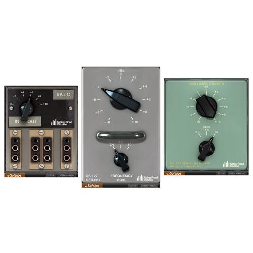 Softube Abbey Road Studios Brilliance Pack