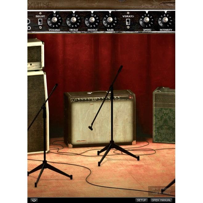 Softube Vintage Amp Room