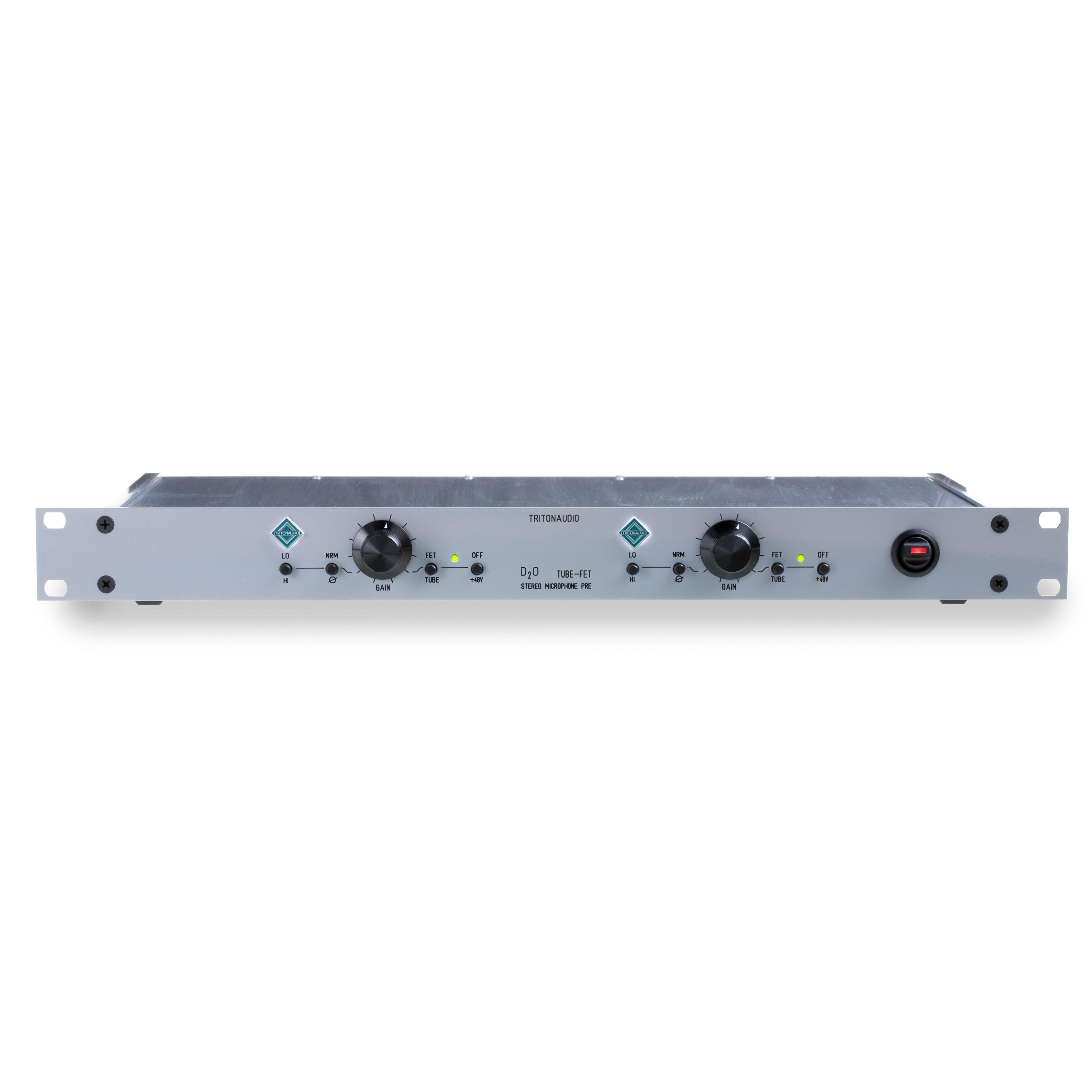 TRiton Audio D2O stereo preamp