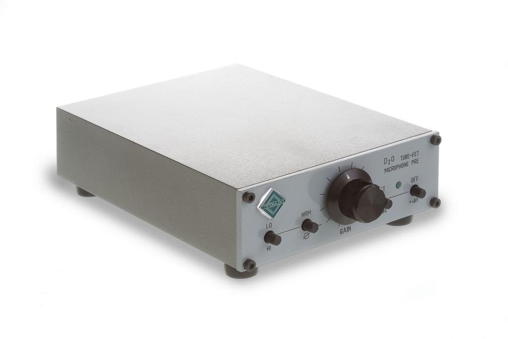 TRiton Audio D2O Tube-FET preamp