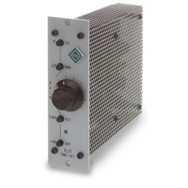Triton Audio D2O Tube-FET 500 preamp