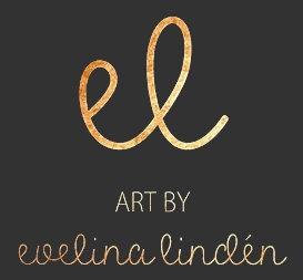 Art by Evelina Lindén / Änglarna i mitt Hjärta