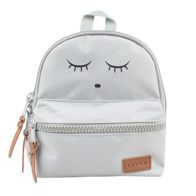 Livly Mini Backpack Grey