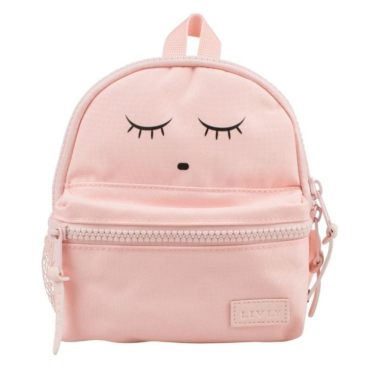 Livly Mini Backpack Pink