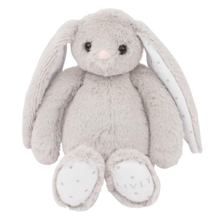 Livly Tiny Bunny Marley Grey