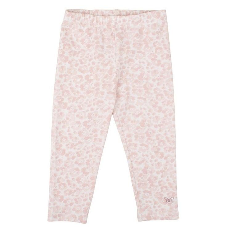 Livly Essential Pants Mauve Leo Flower