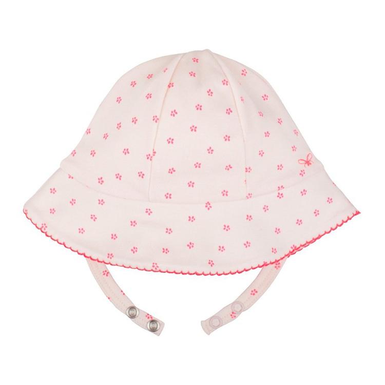 Livly Sun Hat Pink Florals