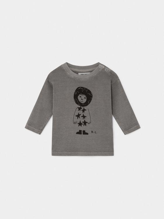 Bobo Choses Starchild Long Sleeve T-Shirt Drizzle