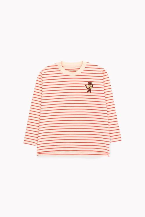 Tinycottons Stripes LS Tee