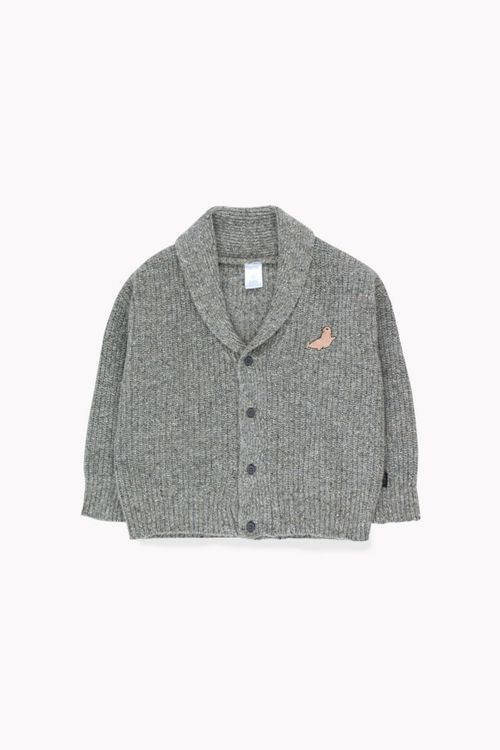 Tinycottons Little Seal Cardigan