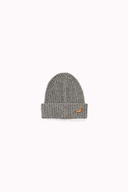 Tinycottons Little Seal Beanie Grey