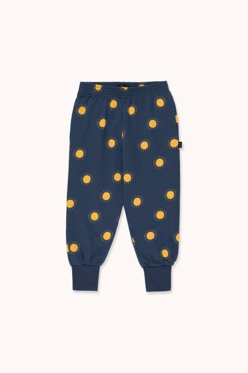 TINYCOTTONS Sun Sweatpant Light Navy/Yellow