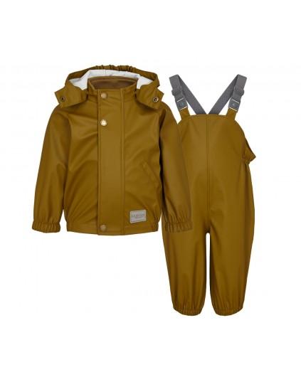 MarMar Rainwear Set Oddy-Dark Oliver