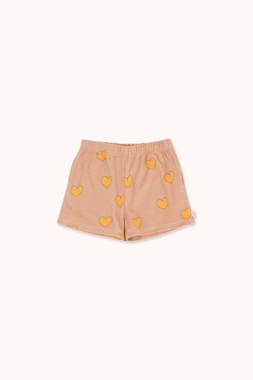 TINYCOTTONS Hearts ShortLight Nude/Yellow