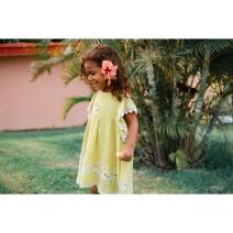 Louise Misha Bahamas Soft Yellow