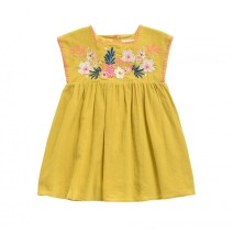 Louise Misha Dress Summer Safran