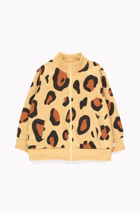 Tinycottons Animal Print  Jacket Sand