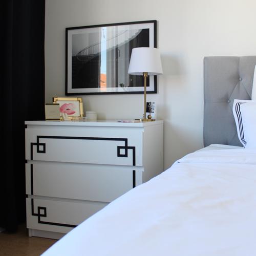 Gittan - furniture decor for IKEA Malm dresser