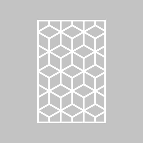 Elli - möbeldekor till Metod skåpdörr 40x60 cm