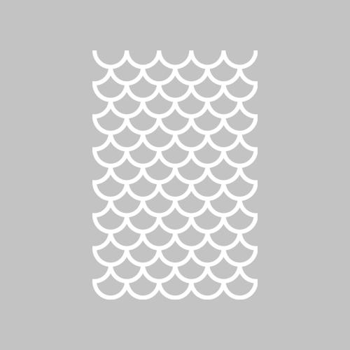 Adele - möbeldekor till Metod skåpdörr 40x60 cm