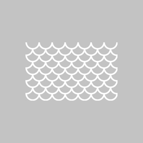 Adele - horisontell möbeldekor till Metod skåpdörr 40x60 cm