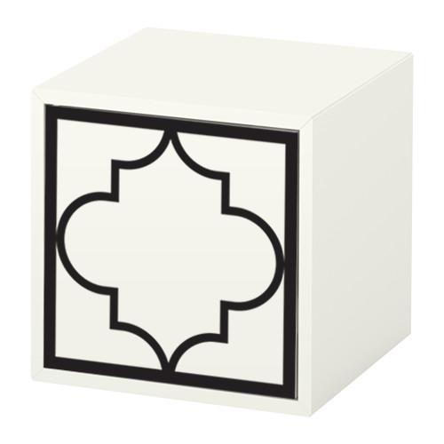 Sixten - möbeldekor till Eket dörr 35x35cm