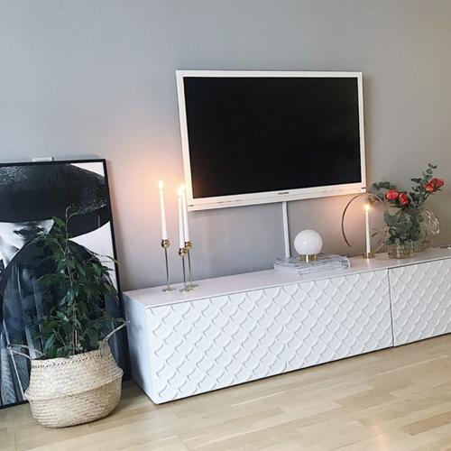 Adele - frontmönster till Bestå skåpdörr 60 x 38 cm
