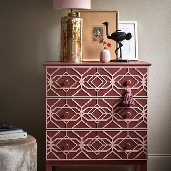 Aleks - furniture decor for IKEA Tarva dresser