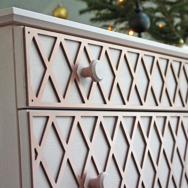 Rut - furniture decor for IKEA Tarva dresser