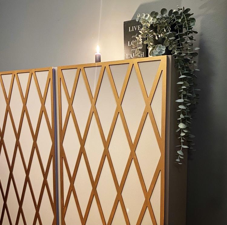 Elli - furniture decor for IKEA Ivar cabinet (produced on order)