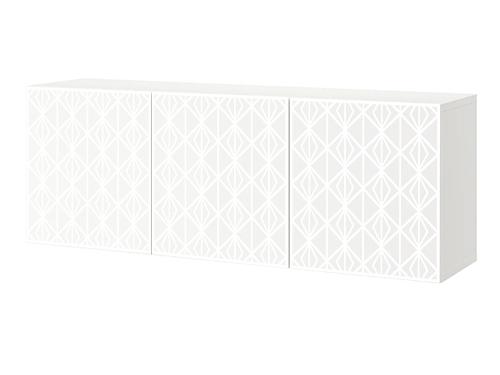 Robin - frontmönster till Bestå skåpdörr 60x64cm