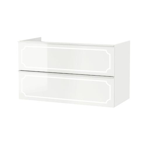 Lasse - frontmönster till GODMORGON kommod 100cm