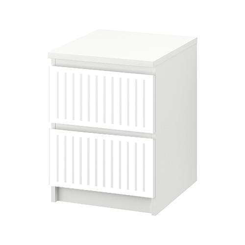Robban - möbeldekor till MALM sängbord