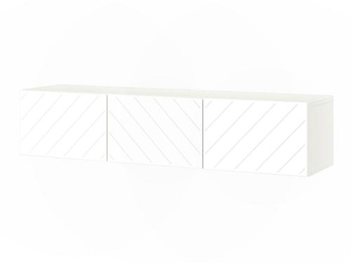 Selma - frontmönster till Bestå skåpdörr 60x38 cm